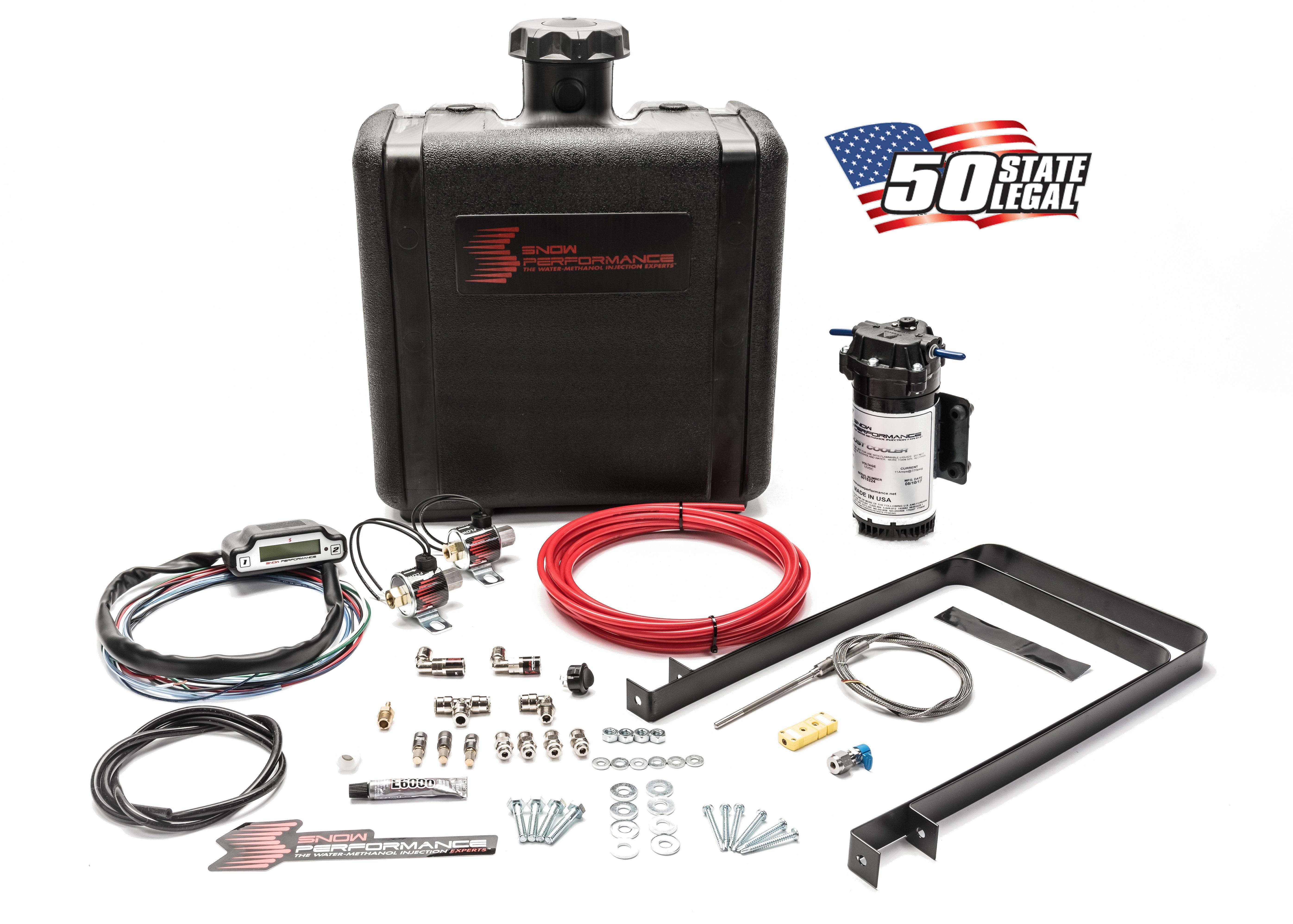 Water/Methanol Kit DSL MPG Max Universal