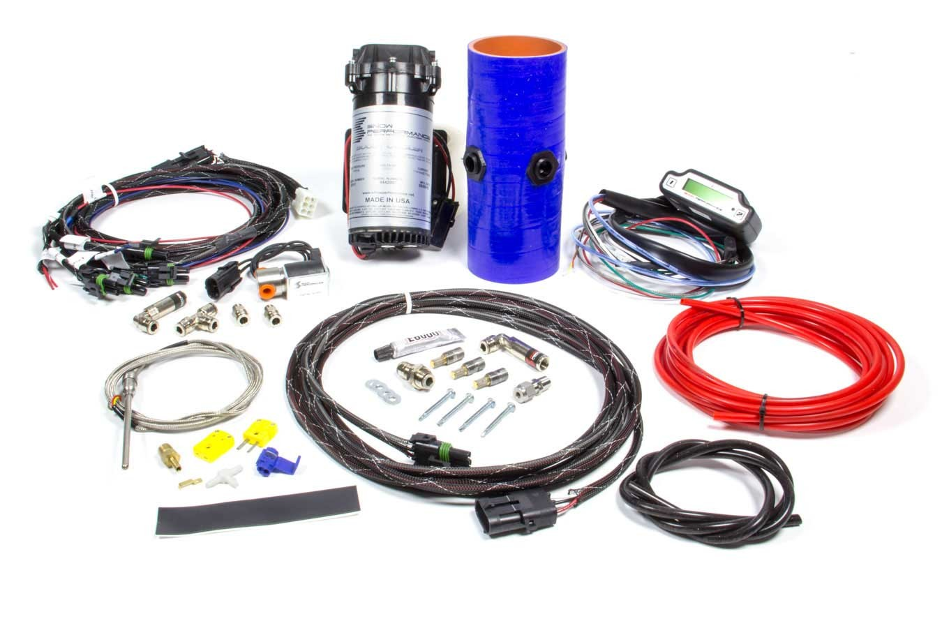 Snow Performance 530 Water Injection System, MPG Max, Boost Reference Controlled, 7 Gal Reservoir, GM Duramax, Kit