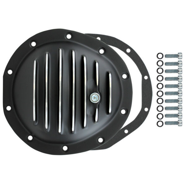 Specialty Products 4900BKKIT Differential Cover, Aluminum, Black Anodized, 8.25 in, GM 10-Bolt, Each