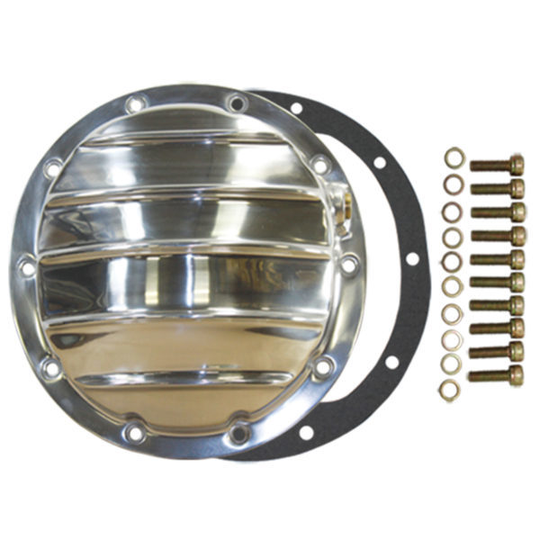 Specialty Products 4901KIT Differential Cover, Aluminum, Chrome, 8.5 in, GM 10-Bolt, Each