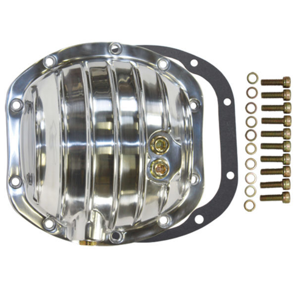 Specialty Products 4907KIT Differential Cover, Aluminum, Chrome, Dana 25 / 27 / 30, Each