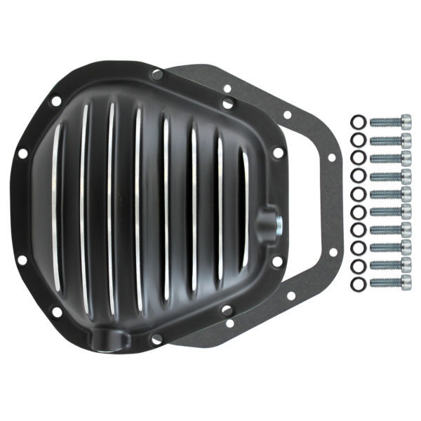 Specialty Products 4910BKKIT Differential Cover, Gasket / Hardware Included, Aluminum, Black, Dana 60 / 70, Each