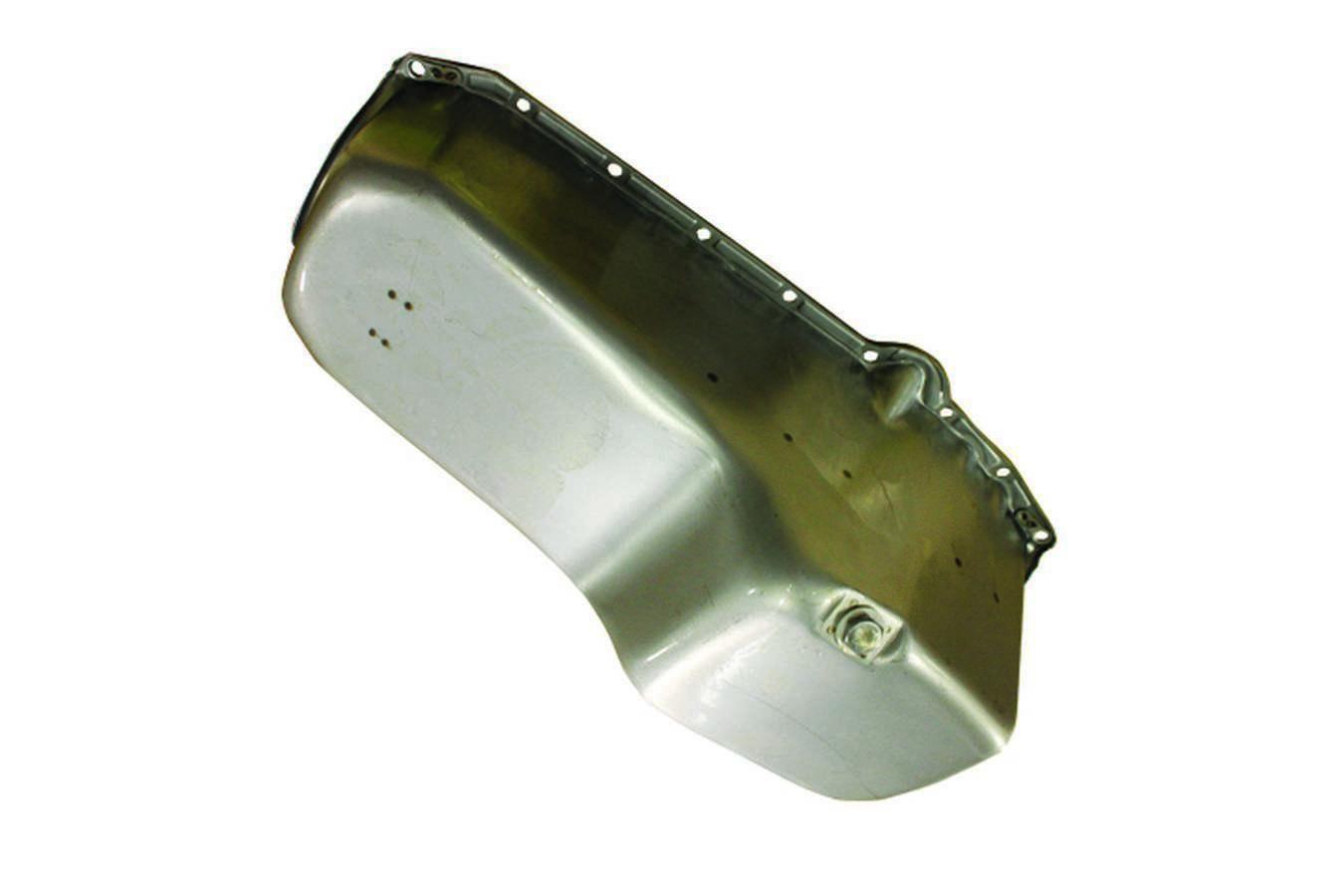55-79 SBC Steel Stock Oil Pan Unplated