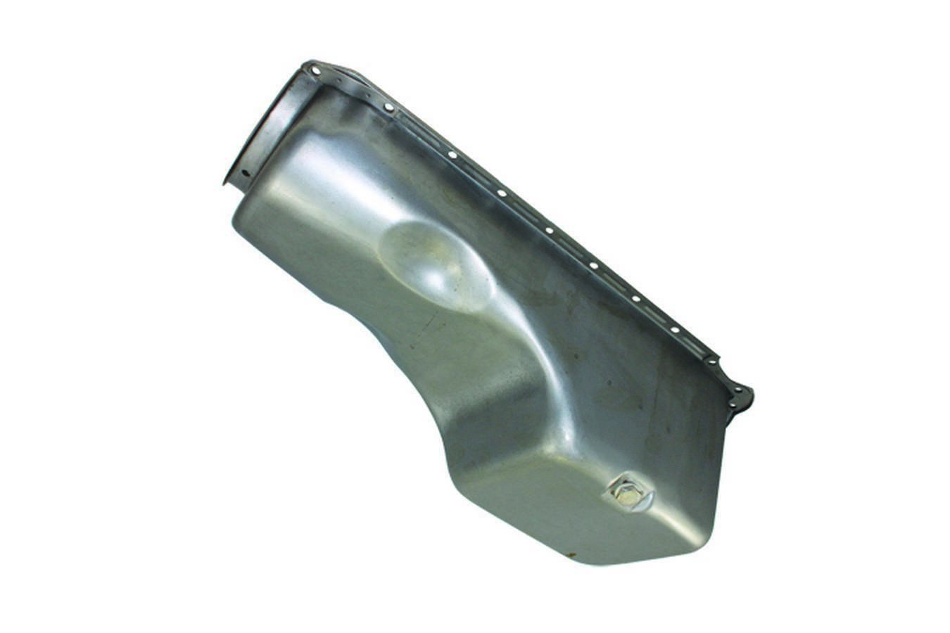 Specialty Products 7444X Engine Oil Pan, Rear Sump, 4 qt, Stock Depth, Steel, Natural, Big Block Chevy, Each
