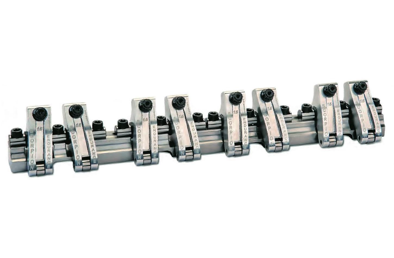 SBC Shaft Rocker Arm Kit 1.7/1.7 Ratio