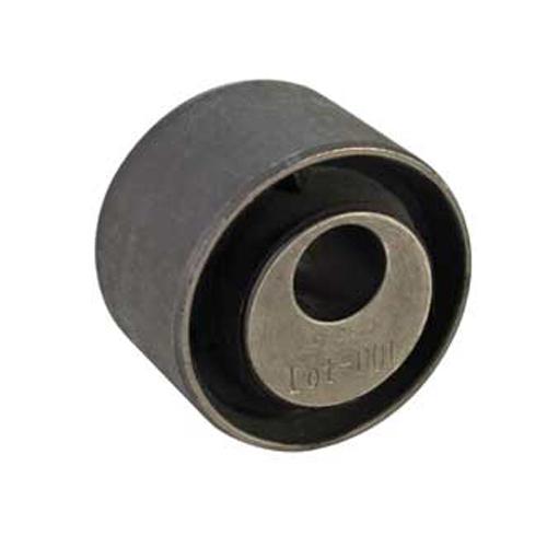 SPC Performance 66055 Trailing Arm Bushing, Adjustable, Lower, Rear, Rubber / Steel, Black, Mopar LX-Body 2005-15, Kit