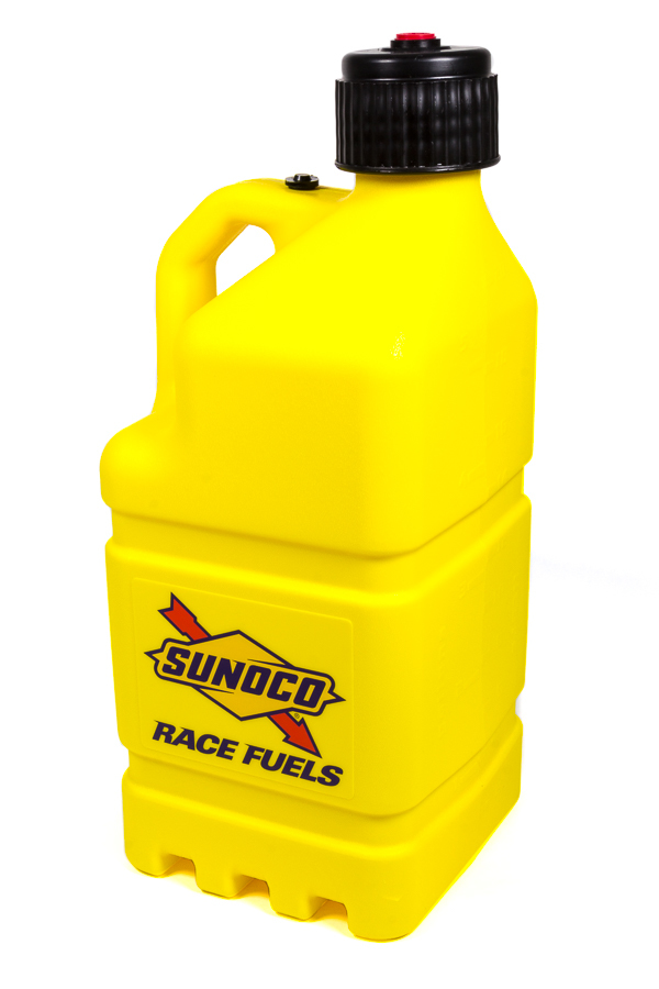 Yellow Sunoco Race Jug
