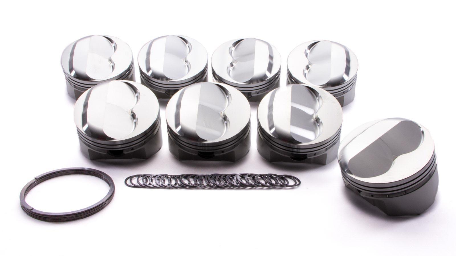 SBC Domed Piston Set 4.030 Bore