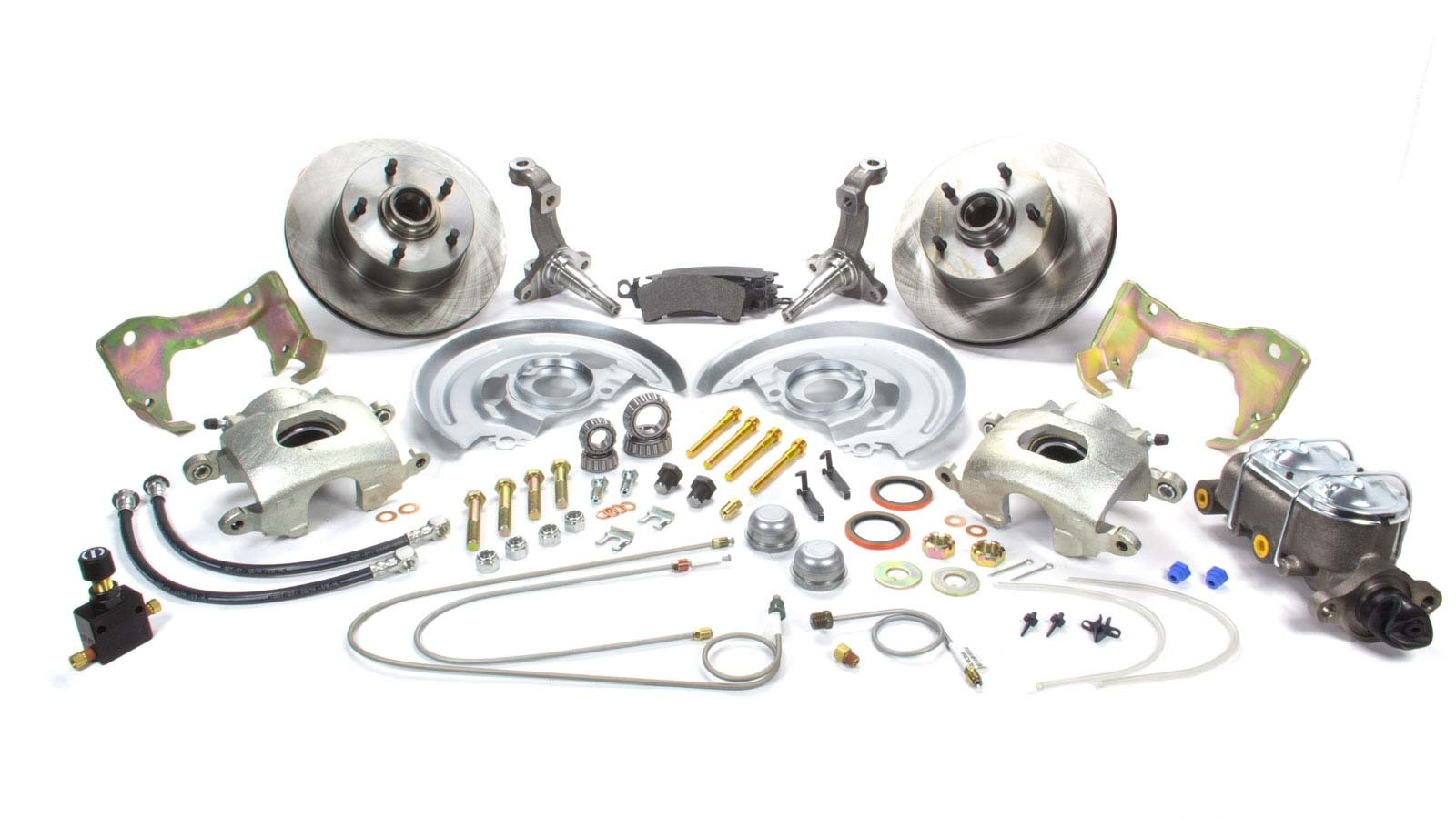GM Muscle Car Front Brake Kit