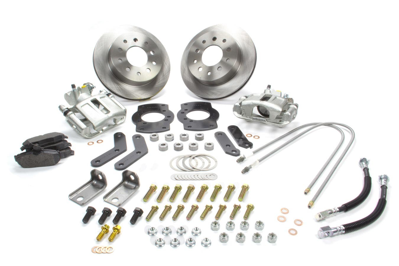 Rear Disc Brake Conv Kit 62-67 Nova/67 Camaro