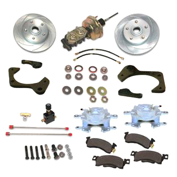 59-64 GM Full Size Front Brake Kit