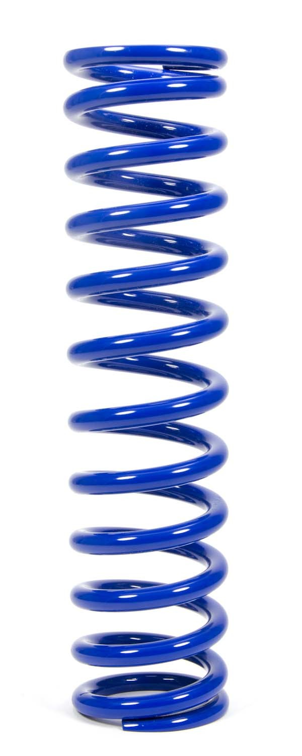 Suspension Springs A125 Coil Spring, Coil-Over, 2.500 in ID, 14.000 in Length, 125 lb/in Spring Rate, Blue Epoxy, Each