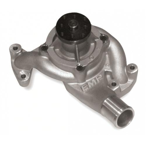 Stewart 14000 Water Pump, Mechanical, Pro Series, 3/4 in Pilot, Short Design, Aluminum, Natural, Small Block Ford, Each