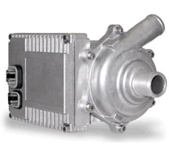 Stewart E2512A Water Pump, Electric, Intercooler, Ford Modular, Ford GT 2005-06, Each