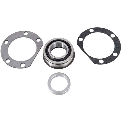 Strange A1022 Wheel Bearing, 2.875 in OD, 1.562 in ID, Lock Ring / Retaining Plate Included, Mopar 8-3/4 in, Each