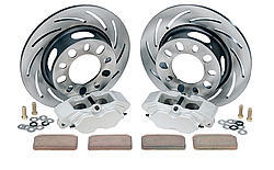 Rear Brake Kit - Big Ford- Late