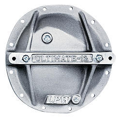 Strange R5234 Differential Cover, Ultimate Support, Hardware Included, Aluminum, Natural, Ford 8.8 in, Each