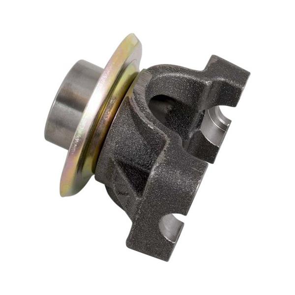 Strange U1608 Pinion Yoke, S-Series, 29 Spline, Steel, Natural, 1350 U-Joint, Mopar 8.75 in, Each