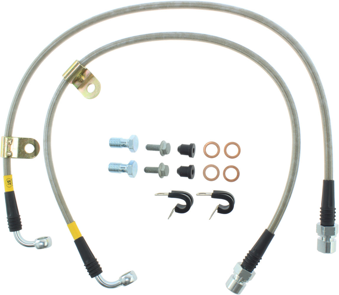 StopTech 950.63003 Brake Line Kit, Premium Sport, OE Replacement, Mopar LC-Body / Mopar LD-Body / Mopar LX-Body 2005-16, Kit