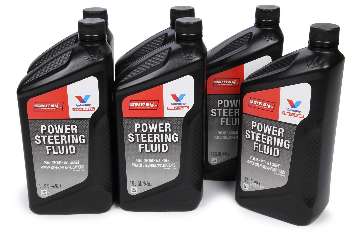 Power Steering Fluid Case (6 Quarts)
