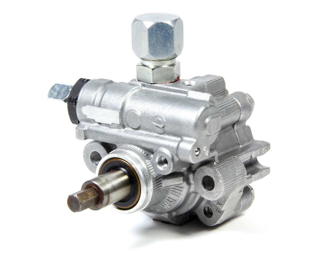 Sweet 305-80834 Power Steering Pump, 3/8 in Hex Drive, 3 gpm, 1700 psi, Aluminum, Natural, Each