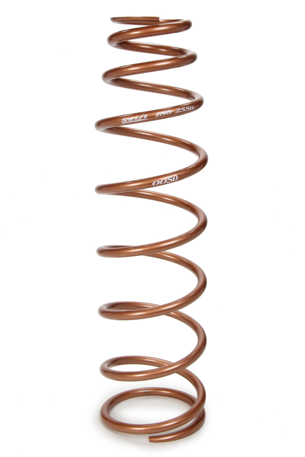 Swift Springs 180-2550-050 BP Coilover Spring 18in x 5in x 50lb 2.5in ID