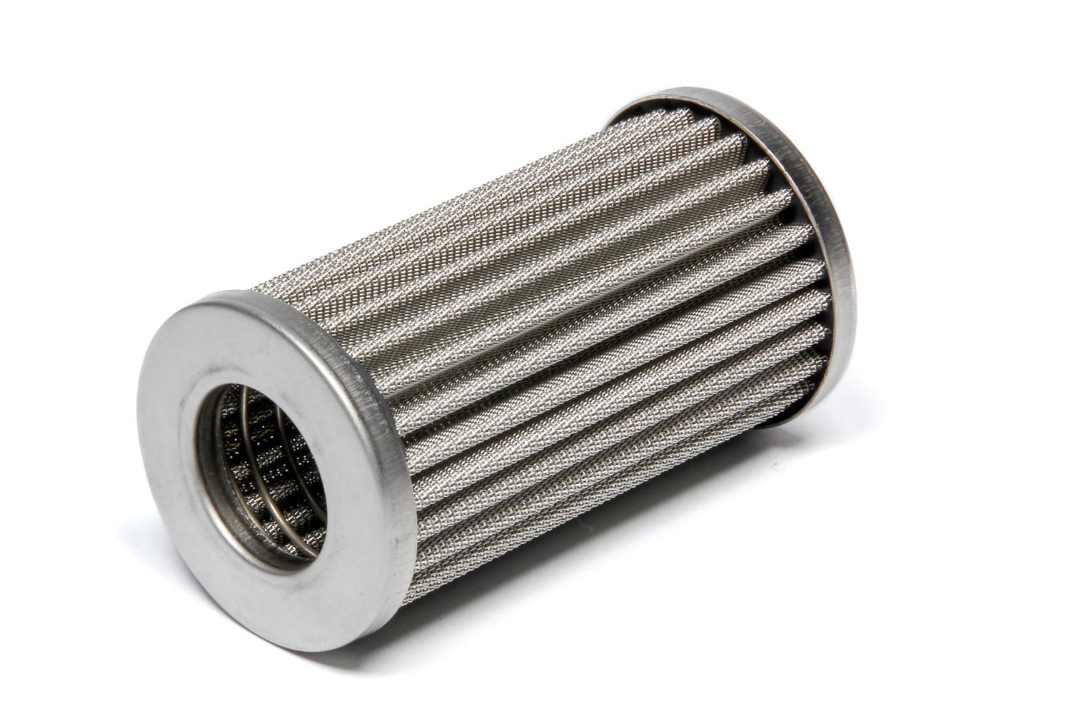 System One 208-103700 Oil Filter Element, 75 Micron Stainless Screen, System One Medium Billet In-Line Filters, Each