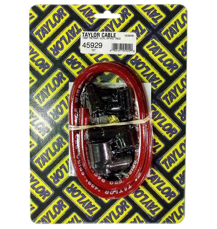 Taylor 409 Spiro Core Coil Wire Kit Red