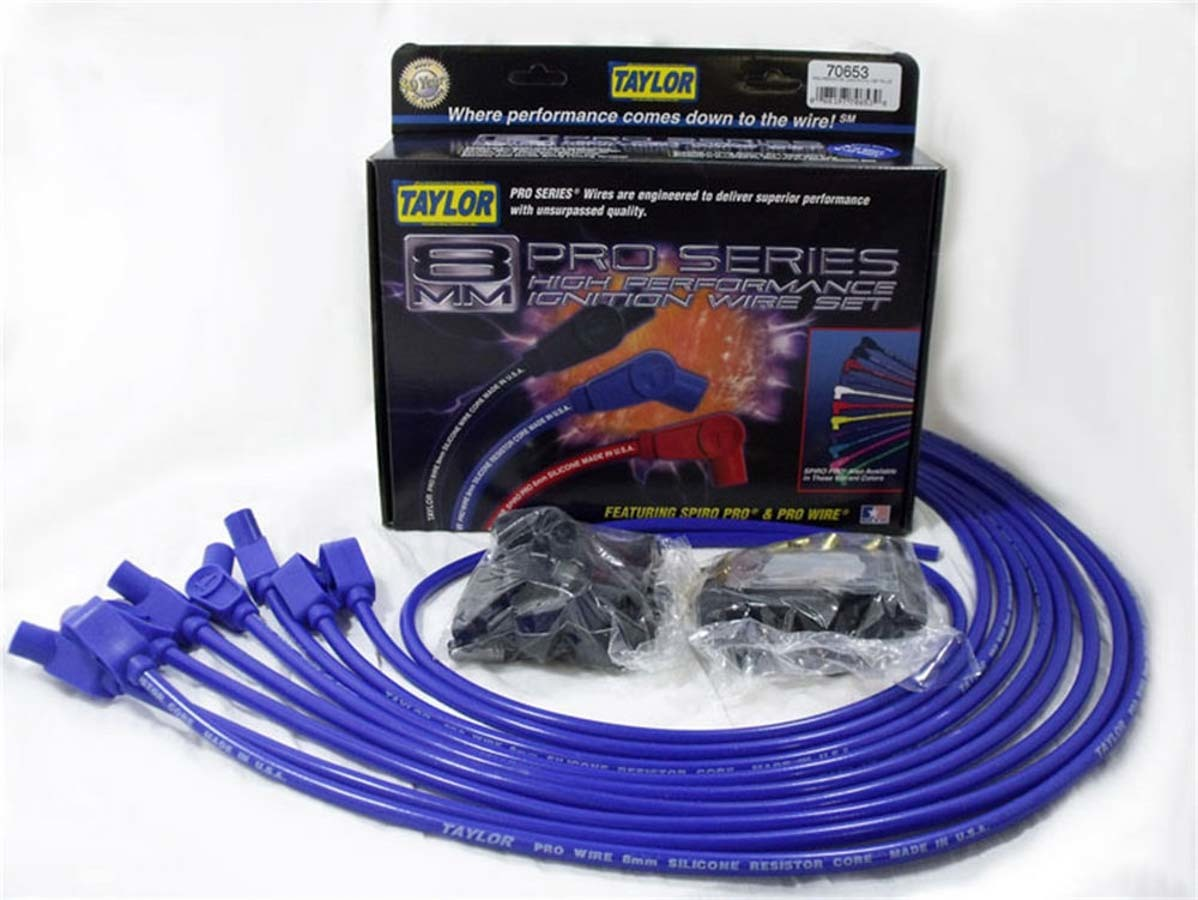 Pro Wire 8mm Blue