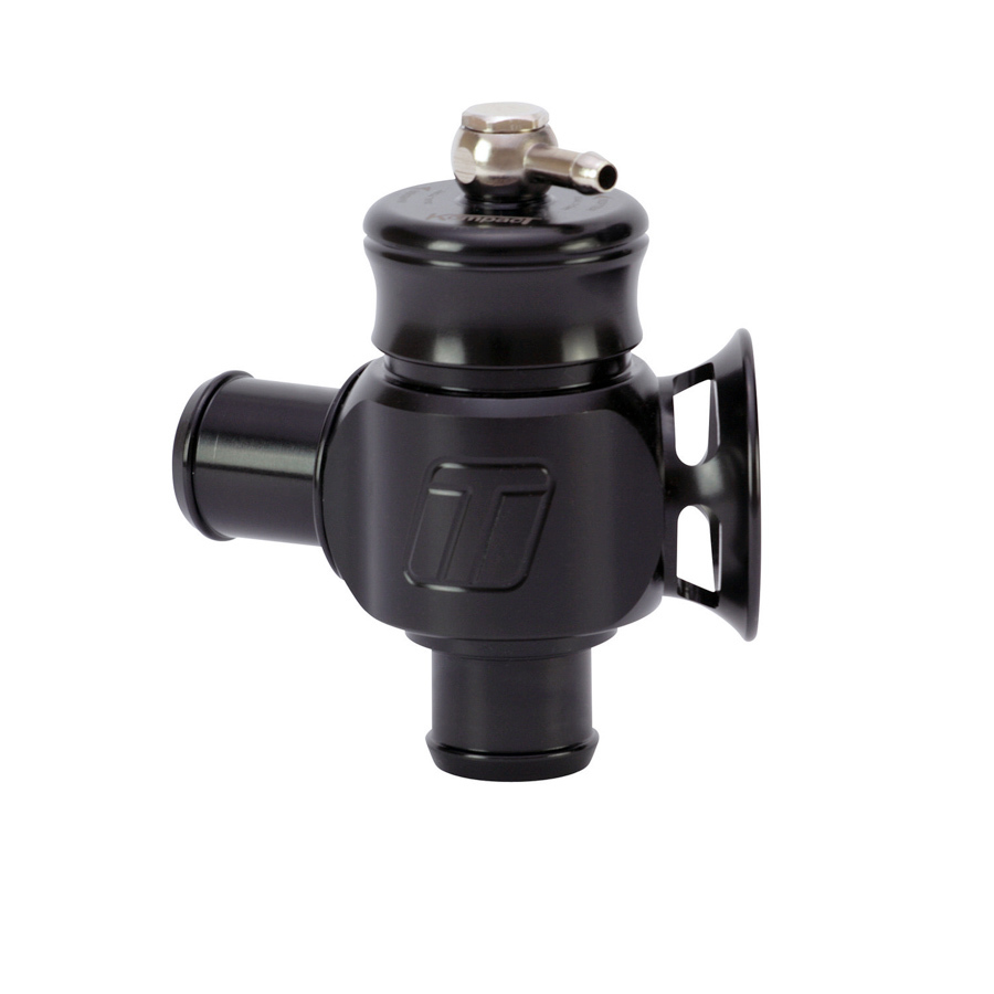 Kompact Universal Dual Port Vent 25mm Black
