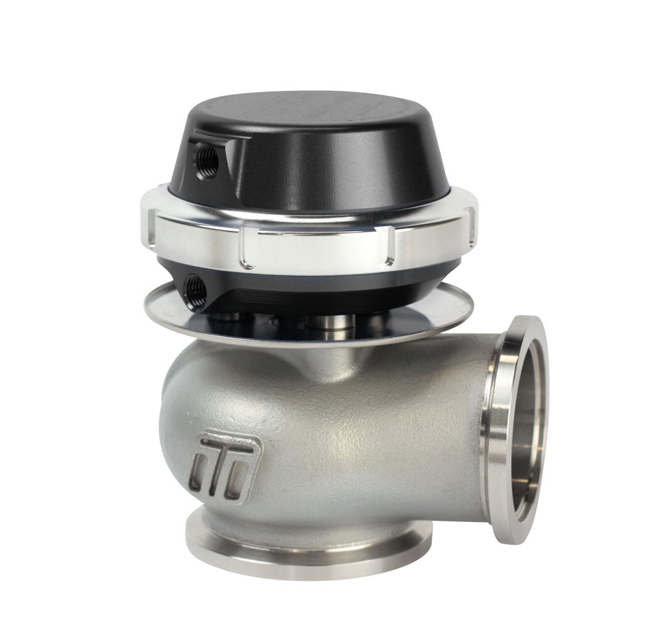 WG40 Compgate 40mm Ext Wastegate 7 PSI Black