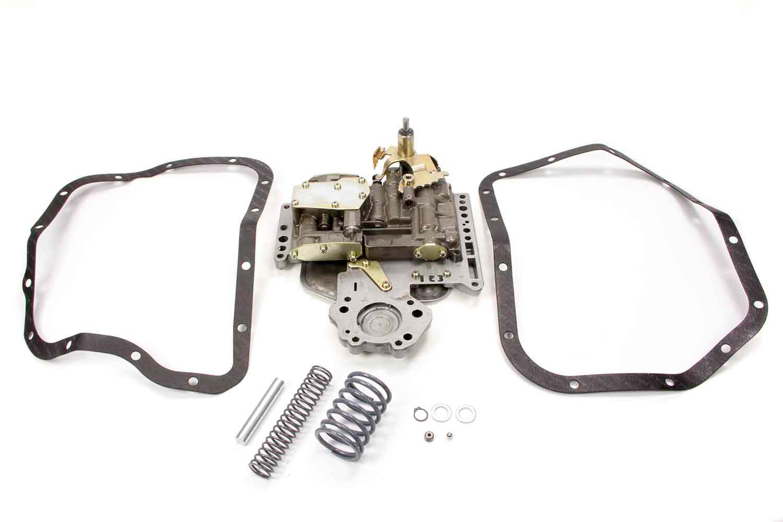 TCI 122400 Automatic Transmission Valve Body, Streetfighter, Manual / Automatic, Forward Pattern, Torqueflite 727 / 904, Kit