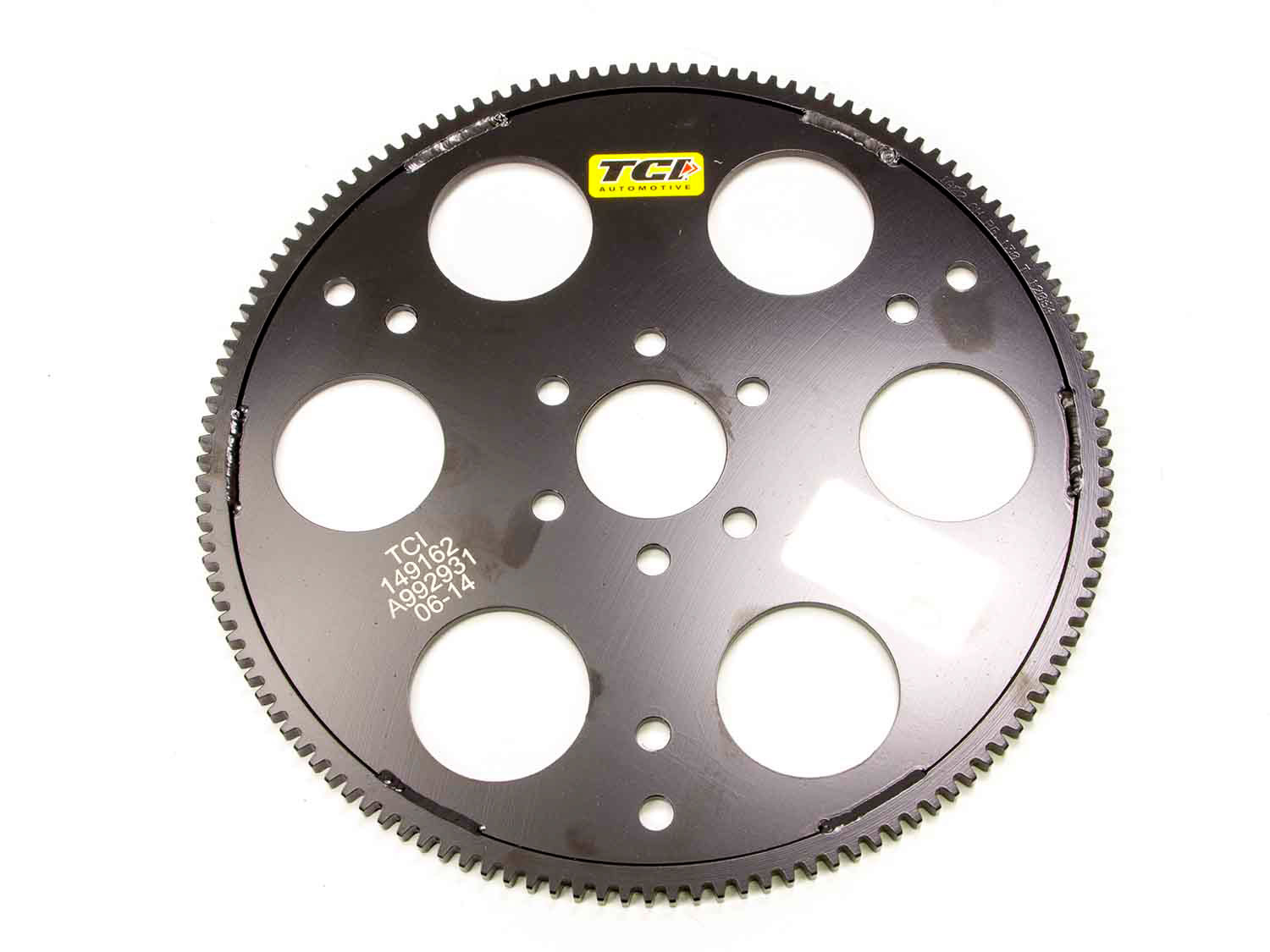 TCI 149162 Flexplate, SFI 29.1, Steel, TH350 / 400 / Powerglide, Internal Balance, 6-Bolt Crank, Mopar V8, Each