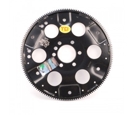 TCI 399573 Flexplate, 153 Tooth, SFI 29.1, Steel, Internal Balance, 2 Piece Seal, Small Block Chevy, Each