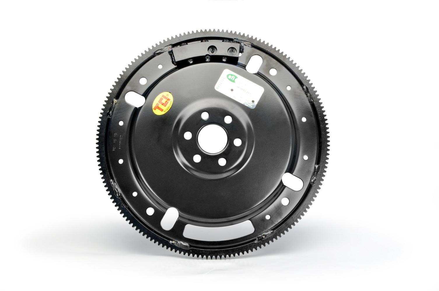 TCI 529618 Flexplate, 157 Tooth, SFI 29.1, Steel, 28 oz External Balance, 10.5 in Bolt Circle, Ford V8, Each