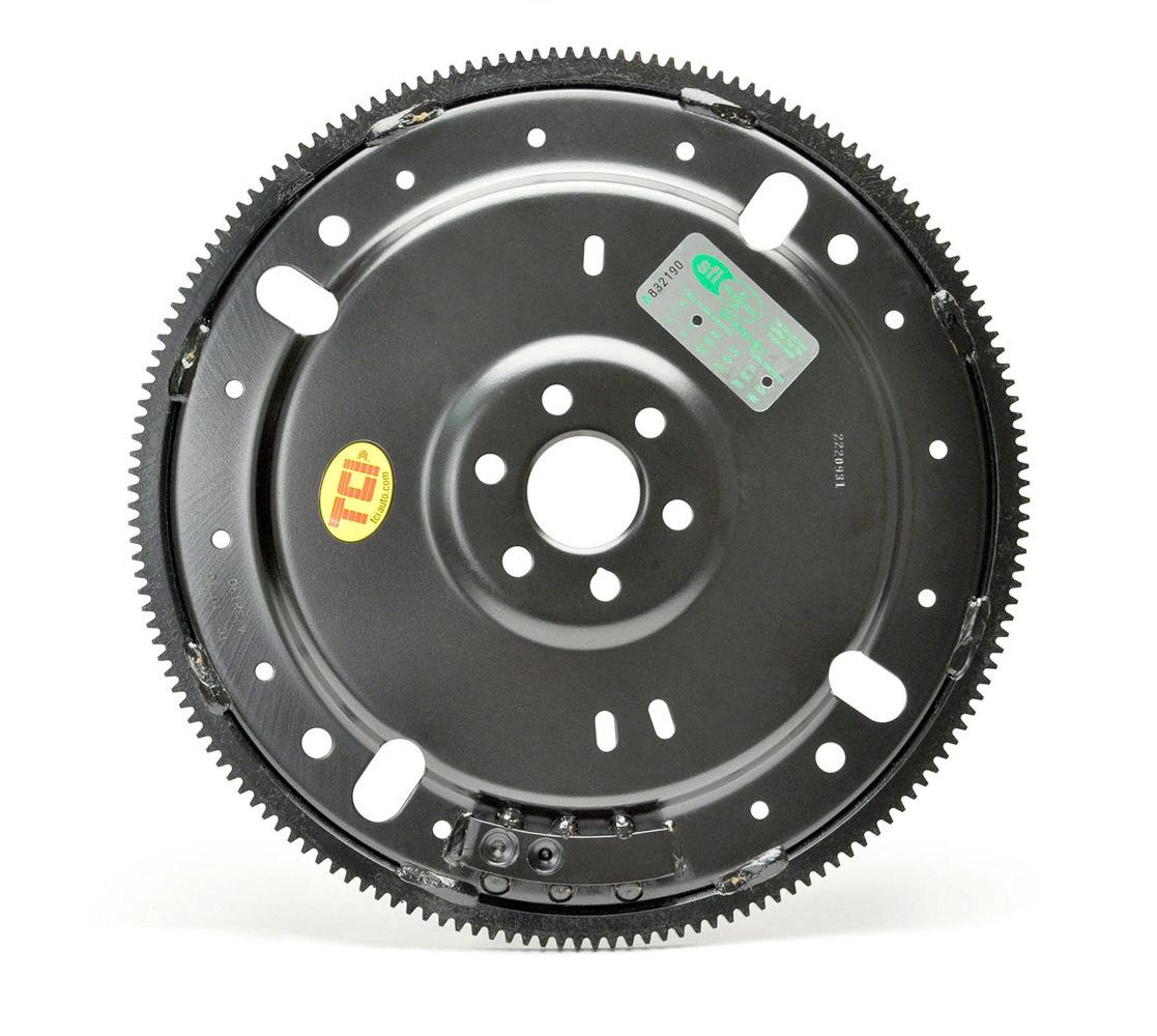 TCI 529628 Flexplate, 164 Tooth, SFI 29.1, Steel, 28 oz External Balance, 11.5 in Bolt Circle, Ford V8, Each