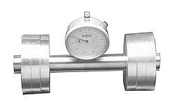 T&D Machine 11000 Pinion Depth Gauge, Standard, Dial Indicator, Fixtures, GM 10-Bolt / 12-Bolt / Dana 60, Kit