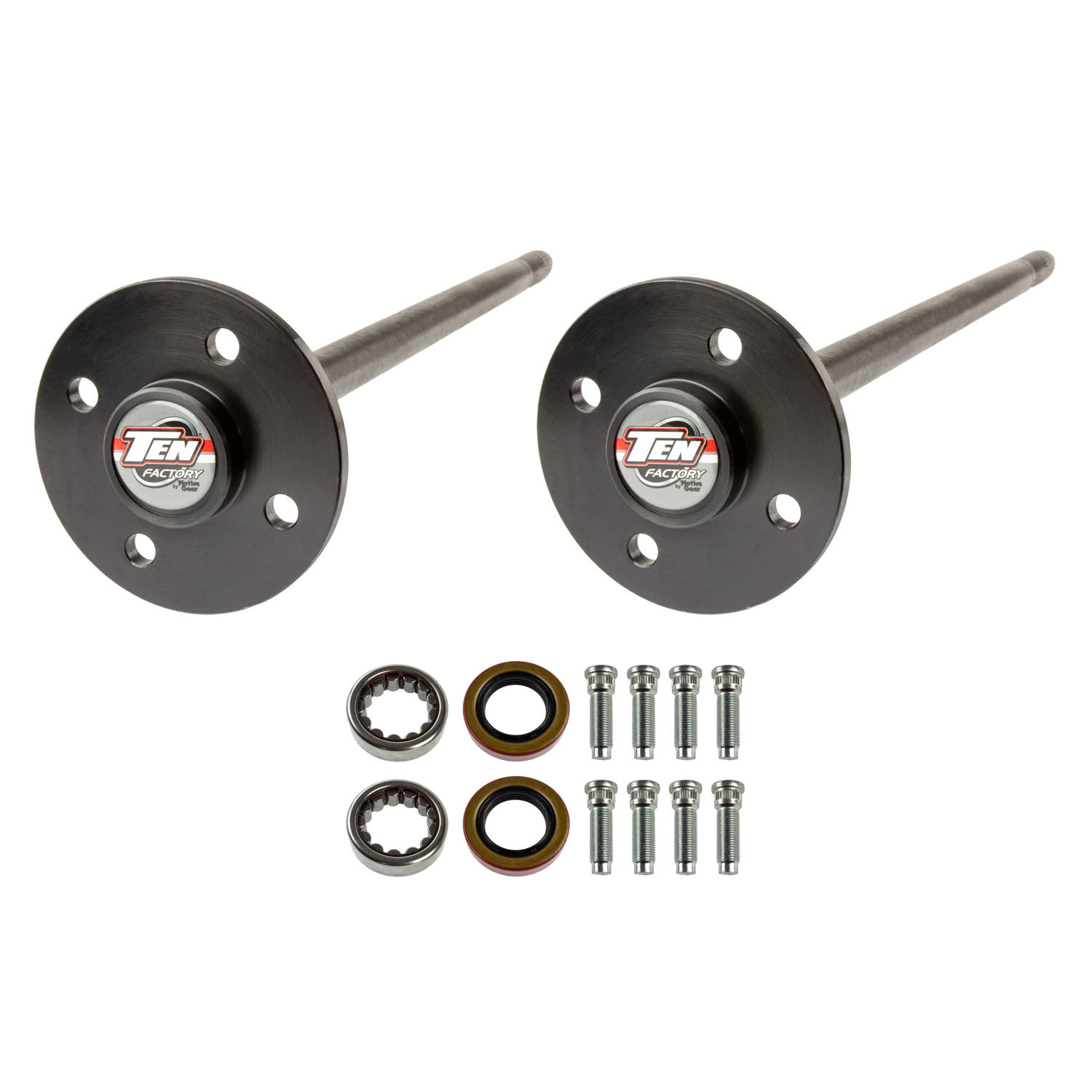 79-93 Mustang Axle Kit 8.8 28 Spl 29in 4x4.5