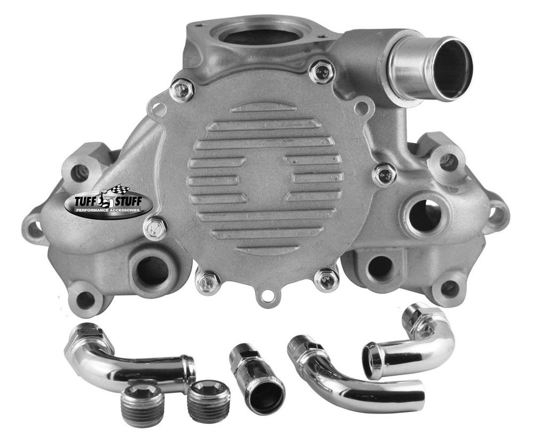 GM LT1 Water Pump as Cast