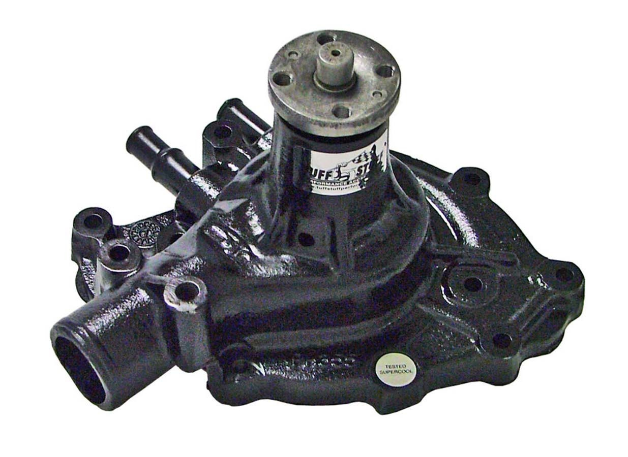 Ford Water Pump Black Cast