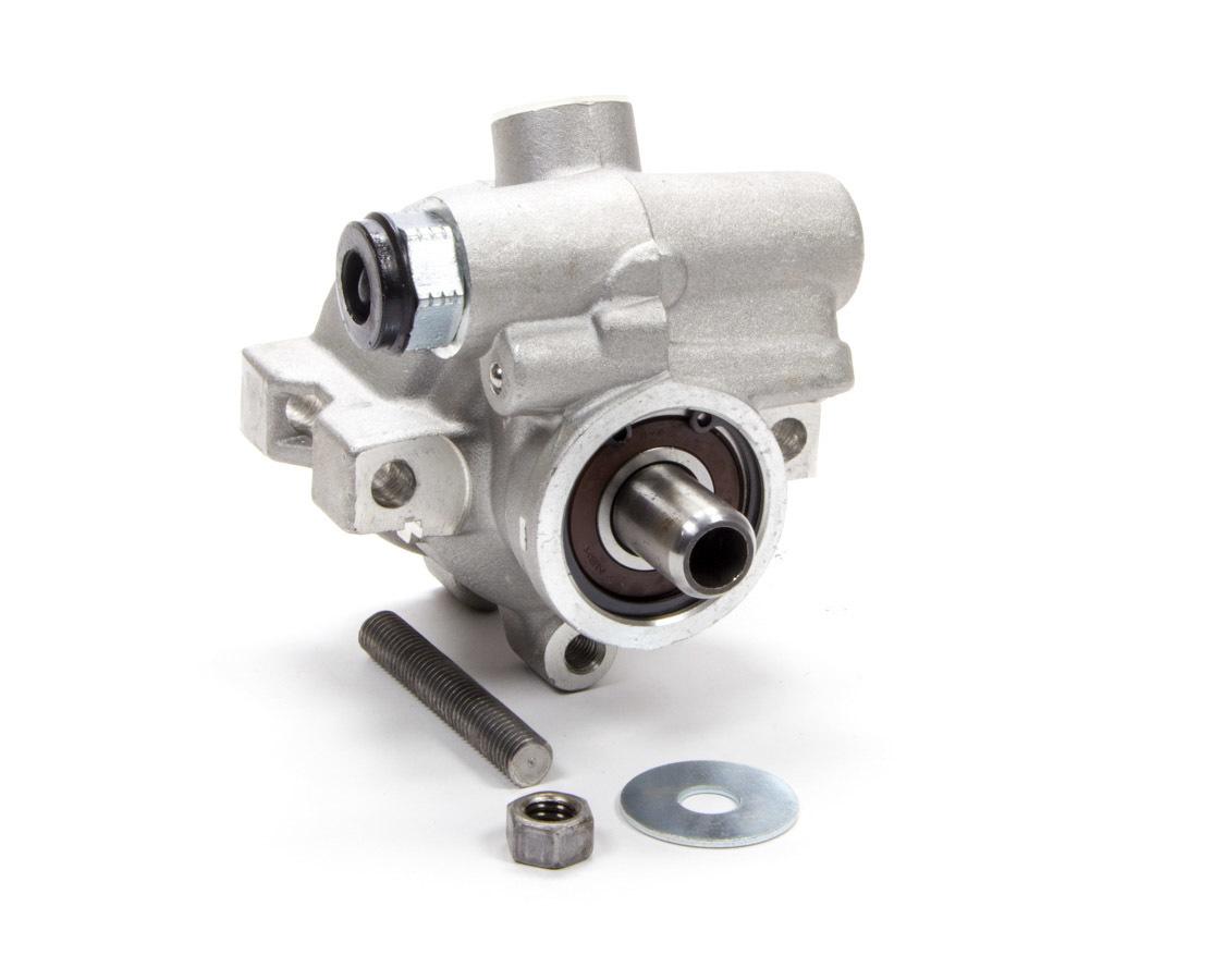 Tuff-Stuff 6175AL-7 Power Steering Pump, GM Type 2, 3 gpm, 1200 psi, Aluminum, Natural, Universal, Each