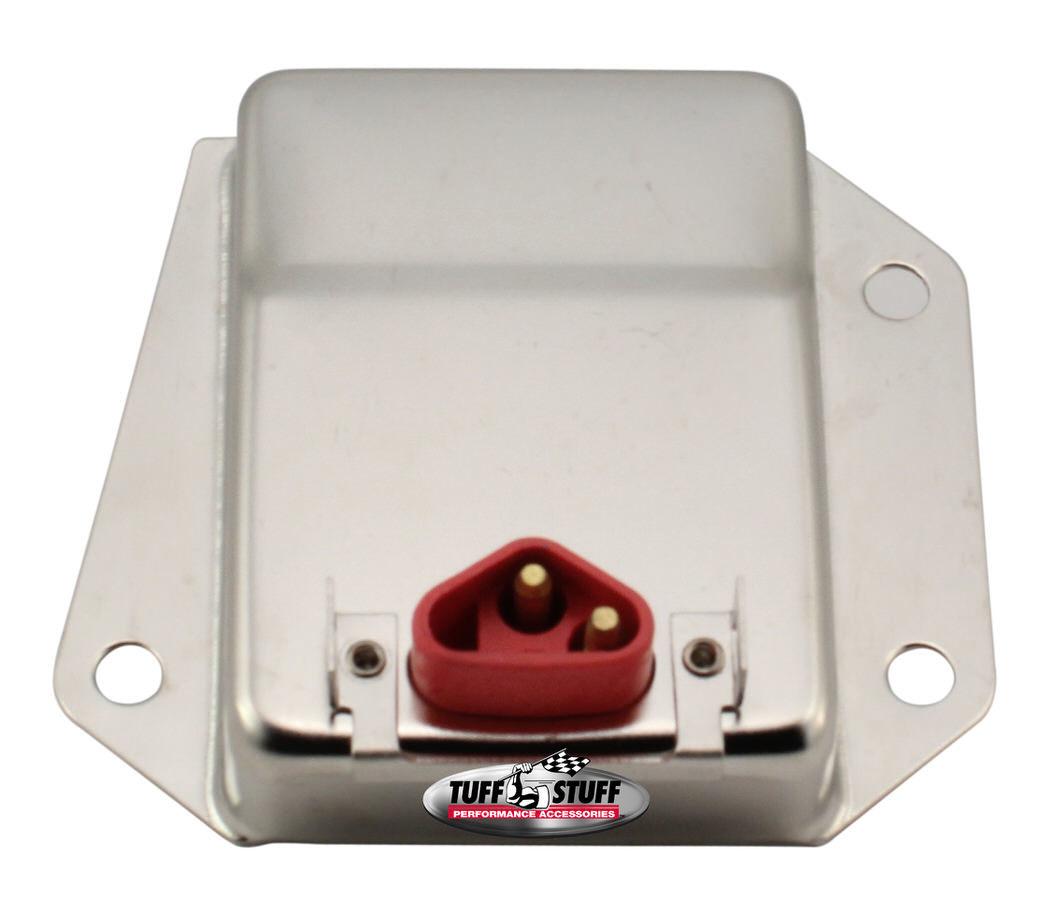 Tuff-Stuff 7545 Voltage Regulator, Electronic, 12V, Tuff Stuff Alternators, Mopar, Each