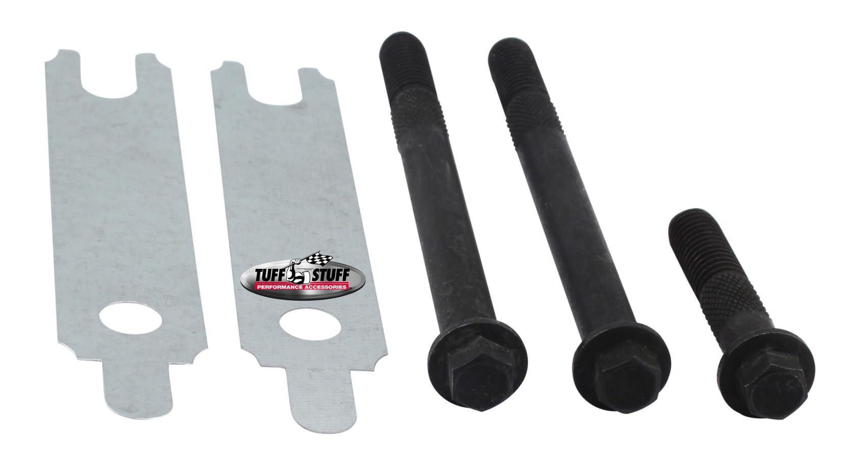 Tuff-Stuff 7550E Starter Shim and Bolt Kit, Hardware Included, Tuff Stuff Starters, Kit