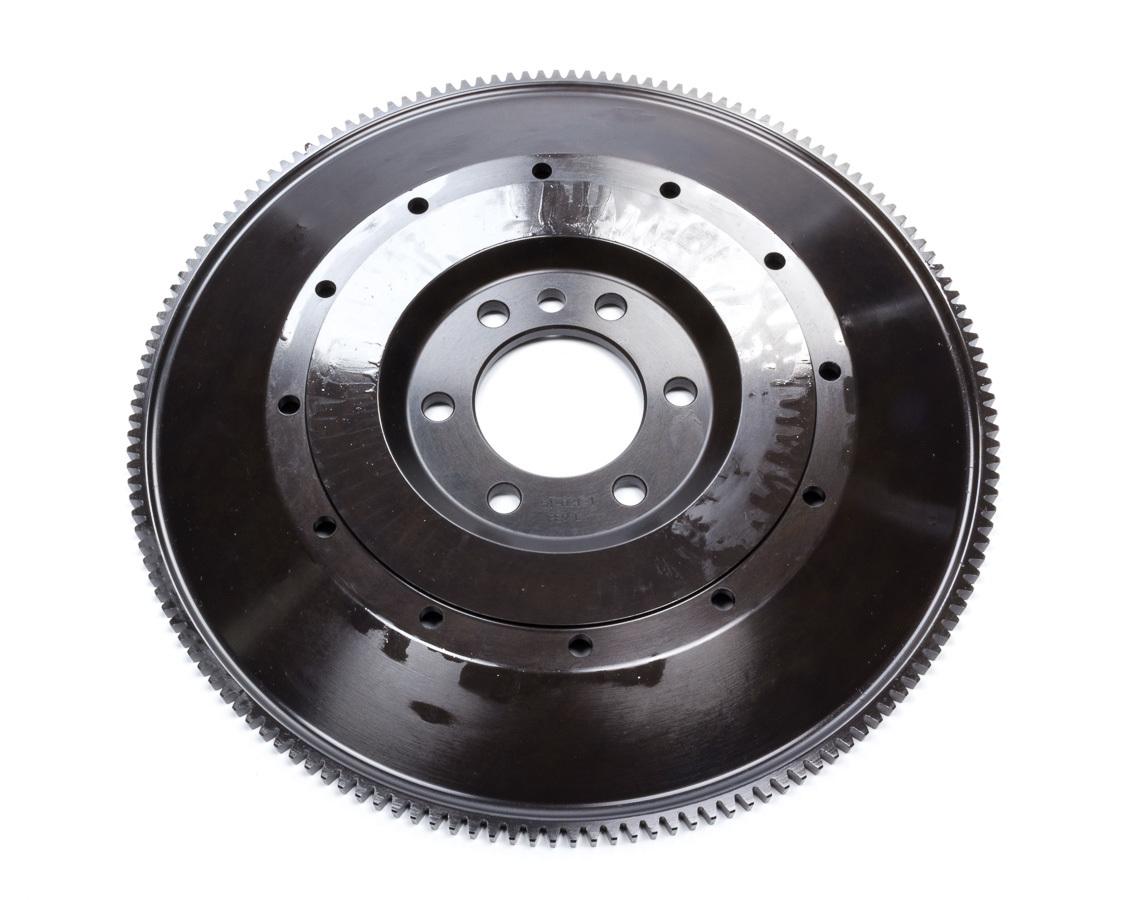 Tilton 51-021-1 Flywheel, 153 Tooth, 7.5 lb, Steel, Tilton 7.25 in Clutches, Neutral Balance, 2 Piece Seal, Chevy V8, Each