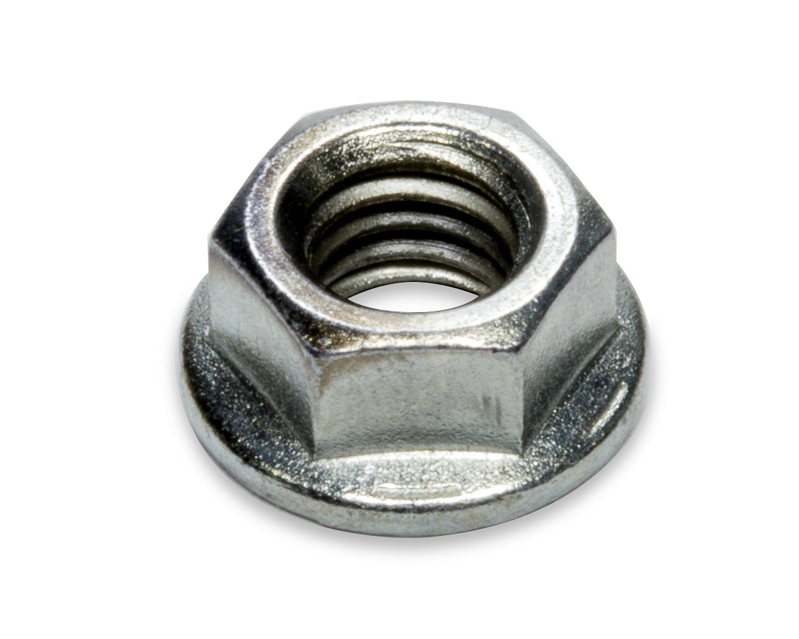 Ti22 Performance 2826 Nut, 3/8-16 in Thread, Hex, Titanium, Natural, Ti22 Front Hub, Each
