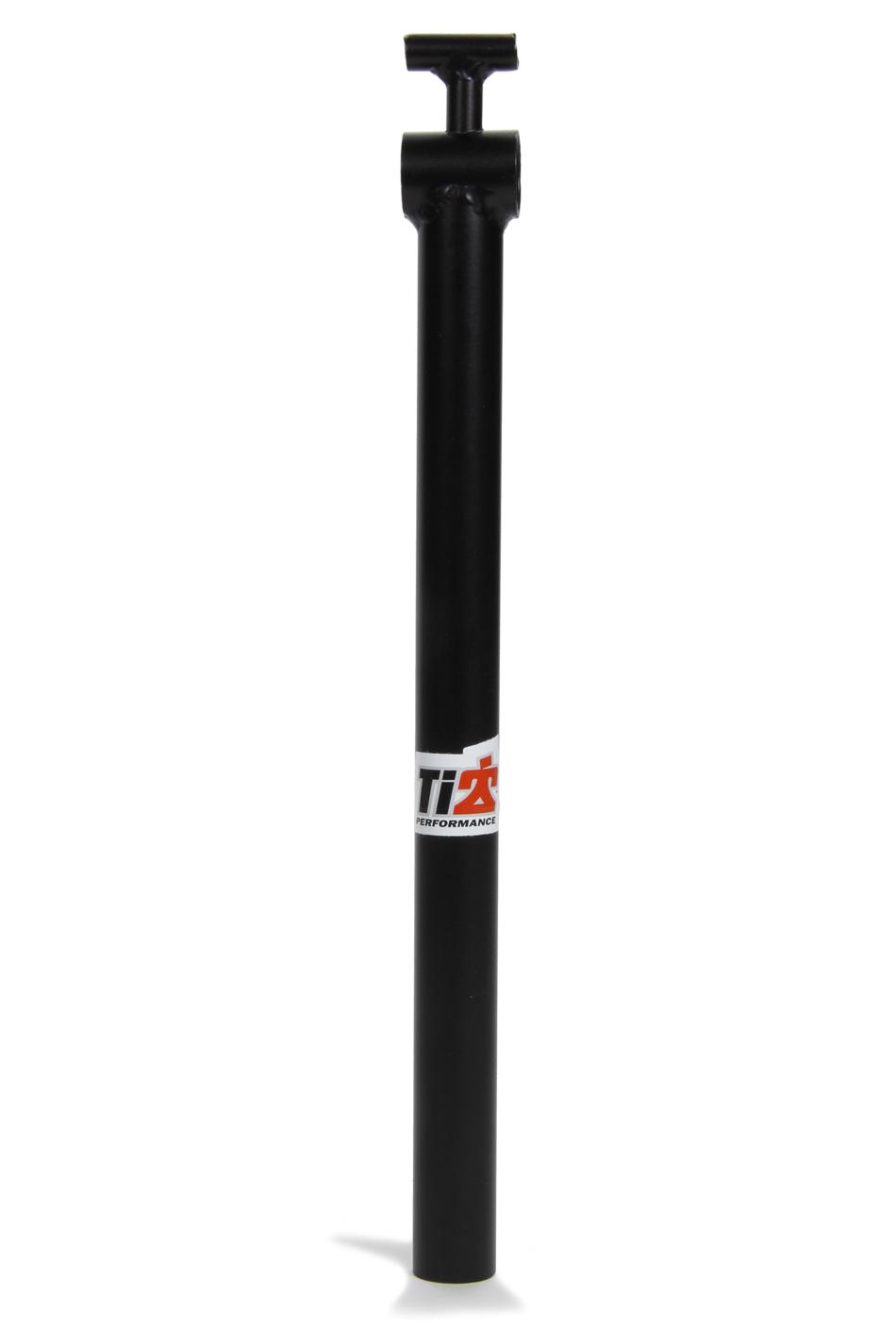 Ti22 PERFORMANCE 600 Top Wing Post Black 4130 P/N -TIP3761