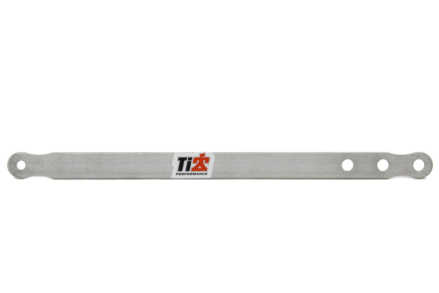 Ti22 PERFORMANCE 600 Alum Nose Wing Straps 11.5in Long Plain P/N -TIP3780
