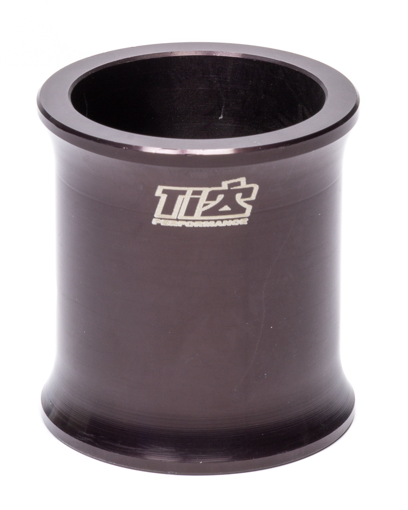 Ti22 Performance 3936 Axle Spacer, 2-3/8 in Wide Straight, 1-3/4 in ID, Aluminum, Black Anodize, 1-7/8 in Micro / Mini Axles, Each