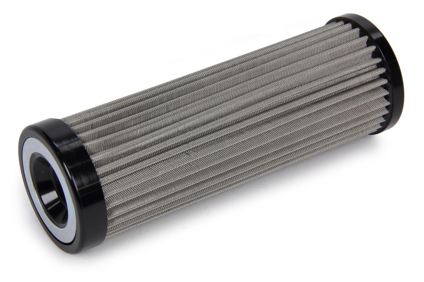 Ti22 Performance 5529 Fuel Filter Element, 100 Micron, Stainless Element, Replacement, Ti22 Fuel Filters, Each