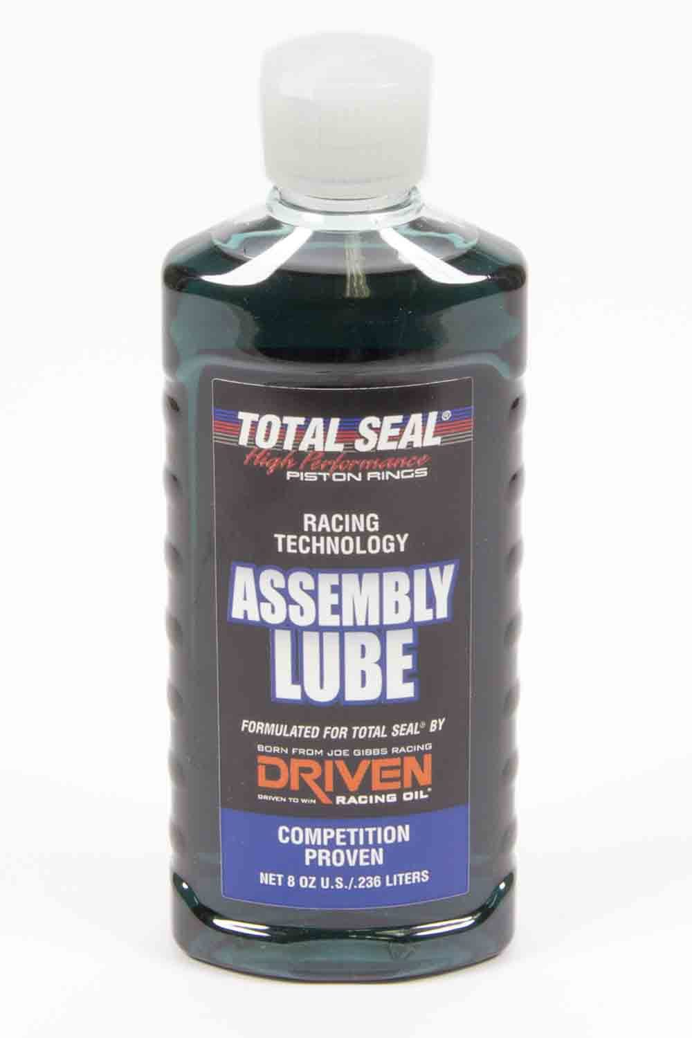 Total Seal AL8 Assembly Lubricant, Piston Ring Assembly Lube, 8.00 oz Bottle, Each